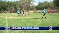 Gov. gives youth athletes green light for practice, skill development