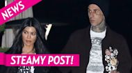 Travis Barker Goes All Out for Kourtney Kardashian on Mother's Day: Pics