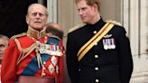Prince Harry reveals Prince Philip told him to 'come back alive' from Afghanistan