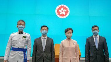 李家超任政務司司長 鄧炳強掌保安局 蕭澤頤晉升警隊一哥 張建宗免職 本社編輯部
