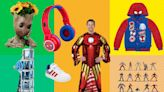 Marvel gifts for adults, kids and fans who have everything