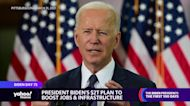 How Joe Biden performed over his first 75 days in office