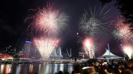 Happy New Year! Countries around the world welcome 2020
