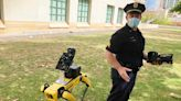 Police say robotic dogs are useful tools. Others say they're dehumanizing machines
