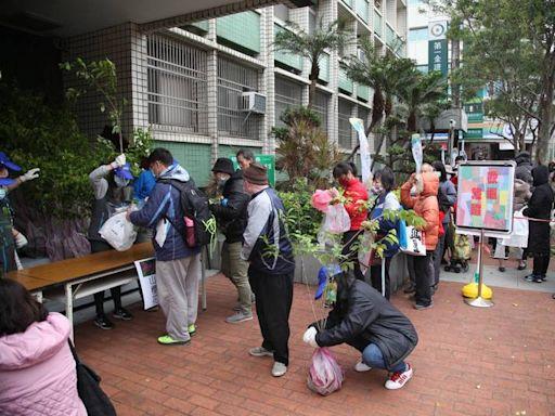 響應植樹月 3/10新竹林管處6地點贈苗木