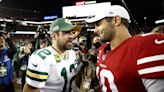 Jimmy Garoppolo Says He Might Ask Aaron Rodgers for Advice on Uncertain 49ers Future