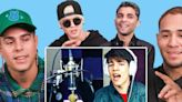 CNCO Watches Fan Covers on YouTube