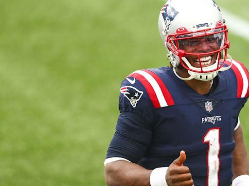 Cam Newton, Stephon Gilmore return to Patriots practice ahead of Week 6 vs. Broncos