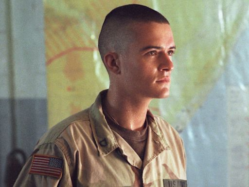With The Outpost , Orlando Bloom brings his Black Hawk Down character full circle
