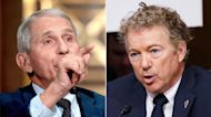 Rand Paul tells 'Hannity' he will be asking DOJ to investigate Dr. Fauci