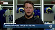 Matthew Stafford talks trade with Rams