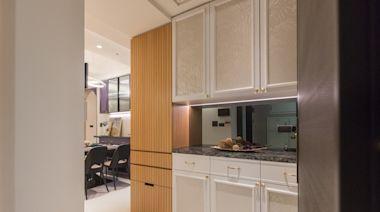 河岸景觀宅 打造夢想杜拜柏金屋|27坪