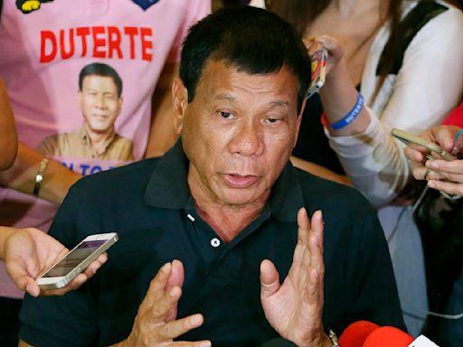 Philippines' Duterte will 'die first' before facing ICC