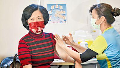 溝針後抗體飆升 葉劉促政府讓出境人士打第3針