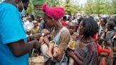 UN: 100,000 children in Ethiopia's Tigray face deadly hunger