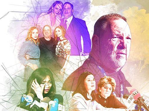 Harvey Weinstein Scandal: A Timeline of a Hollywood Mogul's Downfall (Photos)
