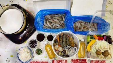 外帶送100隻鮮蝦!台中高CP火鍋 鮮甜鮑魚、牡蠣入口超彈牙