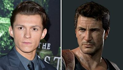 Tom Holland Becomes Nathan Drake in First Look at 'Uncharted' (Photo)