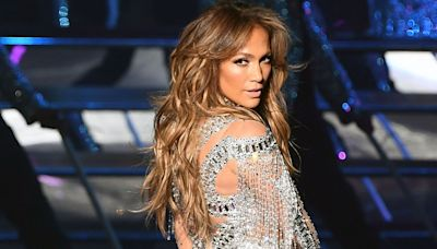Jennifer Lopez, 51, Flaunts Her Toned Abs And Butt On 'Billboard' Magazine Cover