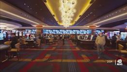 VEGAS SPOTLIGHT: Flair bartenders in downtown Las Vegas