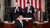 Excerpts from President Donald Trump's speech to Congress