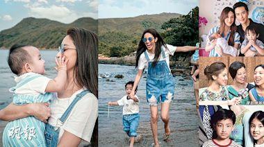 母親節幸福滿瀉 陳凱琳被家中3條King冧爆 - 20210509 - 娛樂