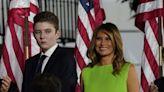 Melania Trump Hired Staff to Watch Barron Despite 'Perpetuating a Myth' That She Had No Nanny