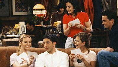 'Friends' Fans, Your First Look at the Reunion Special Is Here