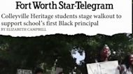 First Black principal at Texas school suspended after being accused of promoting critical race theory