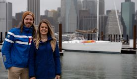 These ER Nurses Traveled to New York on a 50-Foot Sloop So They Could Treat Covid-19 Patients