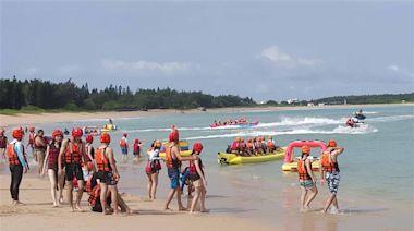 國旅客3成選離島出遊 水上活動成熱門選項