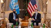 美國國務卿布林肯與譚德塞會面 支持世衛就新冠病毒第二階段溯源調查