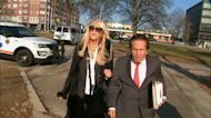 Lindsay Lohan's mother indicted on felony drunk driving charges on Long Island