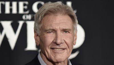 Harrison Ford Injures Shoulder While Filming 'Indiana Jones 5'