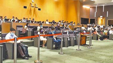 團體調查 63%年輕人拒任公僕 | 蘋果日報