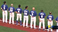 Israeli baseball team plays exhibition game in Aberdeen