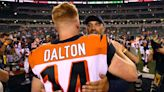 The Bears believe they can win 10 games with Andy Dalton this season