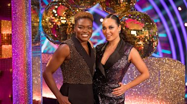 'Strictly Come Dancing' makes show history with first ever same-sex competitive dance