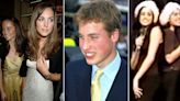 Royals' young lives - from hunky Prince William to 'heartbreaker' Meghan Markle