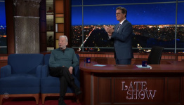 Stephen Sondheim Writing New Musical 'Square One', Reveals Plans To Stephen Colbert