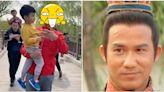 61歲李子雄娶「回族第一美女」 罕曬全家福被發現髮線回春