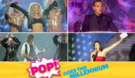 The Brit Awards 2000 Were The Most Iconic (And Chaotic) Ever