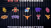 Predicting how each Big 12 team will do during Week 8