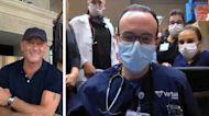 Superstar Tim McGraw surprises New Jersey nurses