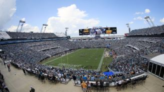 Sporting News ranks TIAA Bank Field as the league's 25th best stadium