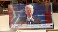 "Delaware reacts to inauguration of ""favorite son"" Joe Biden"