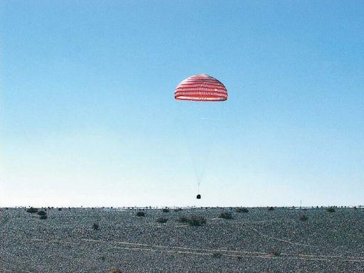 """""""神舟十二號""""飛船返回分四個階段 東風著陸場將首次啟用-國際在線"""