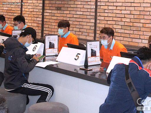 中華電1+1任配衝5G 台灣大資費送momo幣