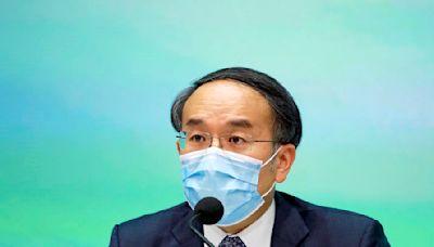 許正宇:政府財政穩健 無意就抗疫措施發債