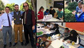 STEM Education Is a Community Effort at Los Angeles-Area Elementary School - Teacher Feature   NASA/JPL Edu